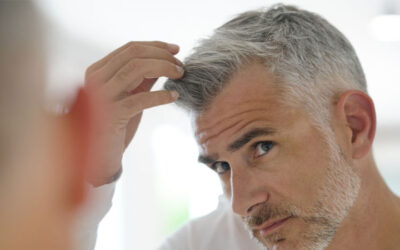 When should hair be shaved after hair transplant?