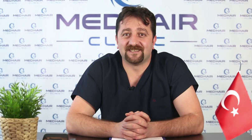 Saç Ekiminde En İyi Sonuçlar İçin Medhair Clinic